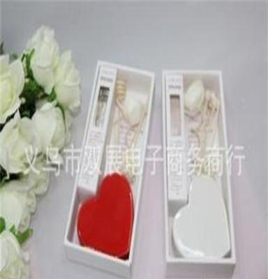 高档礼品无火藤条花式陶瓷香薰干花精油套装 礼盒装xx022
