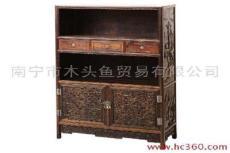 成都古典家具定制_厂家供应样板房实木桌椅