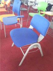 教學培訓椅,優質軟包教學培訓椅廣東鴻美佳工廠直銷