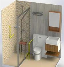 青岛整体卫浴,卫浴知名品牌主推,浅谈整体淋浴房新诠释