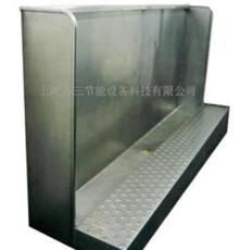 供应订购不锈钢小便池/小便槽上海力三BXG可移动式