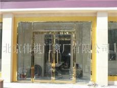 三里屯专业安装玻璃门