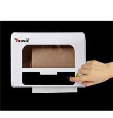 廠家直銷 特價 廚房紙紙巾機 手按出紙 自動切斷 YG-Z1021A