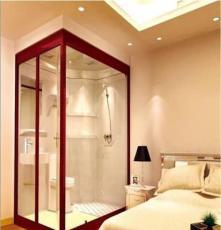 那波利N1418整体浴室 整体淋浴房 酒店浴室 整体卫生间