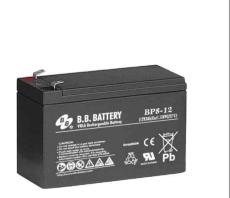BB閥控式蓄電池BP3-12 12V3AH信號系統