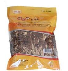 純天然野生茶樹菇 供應干茶樹菇 正宗優質干貨茶樹菇208g袋裝