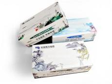 南寧中國南方電網廣告盒裝抽紙   好印象紙品廠忠實客戶