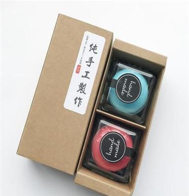 马卡龙香皂 创意手工皂礼盒装 精油肥皂 企业商务送礼可定制logo