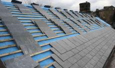 江西厂家瓦片青石板石板瓦屋顶瓦板岩瓦价格
