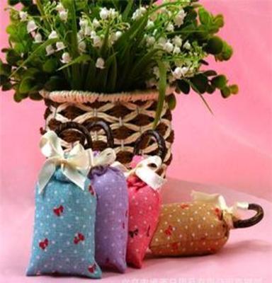 厂家直销——天然植物木环可挂式香包 天然香薰包 衣柜汽车