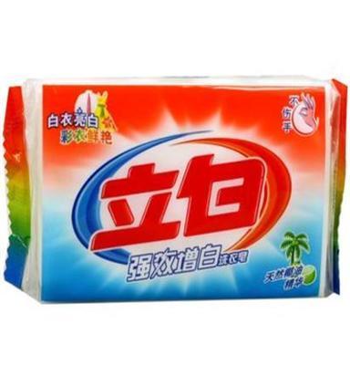 供应贵阳立白透明皂232g批发报价