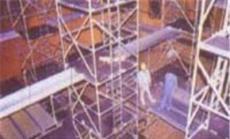 爐膛檢修平臺-爐膛檢修鋁合金腳手架