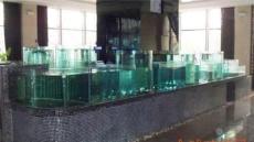 大連做酒店海鮮缸貝類池冰鮮臺
