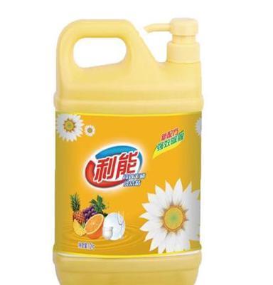 利能1.2kg高效浓缩强效去油无磷配方洗洁精