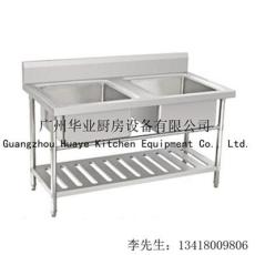 廣州不銹鋼單星洗刷池,不銹鋼水池最新報價