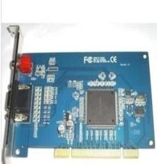安普威视 8路视频采集卡AOP-3208 8路音频 监控板卡