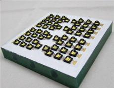 高功率W Led燈鋁基板 強散熱 線路圖形可定制-惠州市最新供應