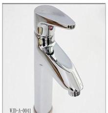 面盆冷热水龙头 纯铜 WJD-A-0041