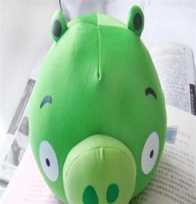生产批发竹炭制品,愤怒小鸟系列绿猪竹炭包