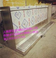 厂家专业制作建筑工程卫生间不锈钢小便槽