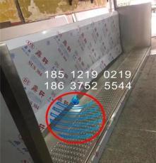镇江学校卫生间304不锈钢小便槽厂家