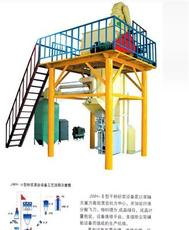 干粉砂漿成套機械設備價格
