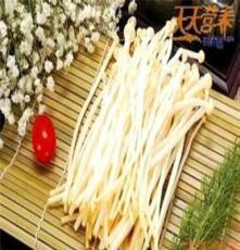 各类精美包装的黄色金针菇