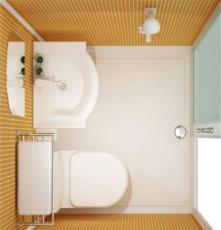 整体浴室尺寸 安装咨询宾馆整体卫生间 徐州一体式卫生间厂家