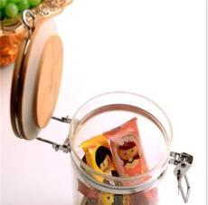 玻璃密封罐、零食罐、收納罐