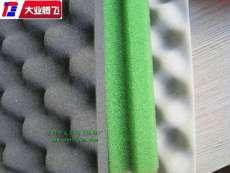 高密度护膝泡棉高密度异型泡棉套管