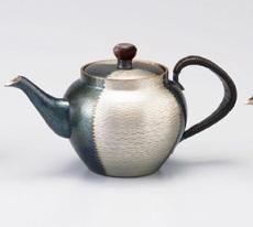 理代◎日本 玉川堂 纯手工艺 铜器/铜具 茶壶 茶具 茶器