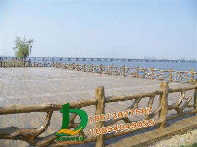 仿木栏杆-仿木栏杆厂家-水泥仿木栏杆