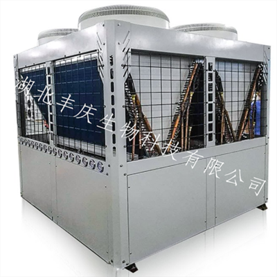 水产养殖 超低温空气能热泵  -25度以上适用