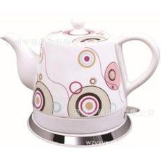 陶瓷电热水壶-健康茶壶--电热水壶