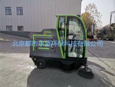 駕駛式電動掃地車  北京電動掃地車
