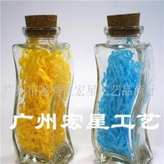 批發S形裝飾玻璃瓶