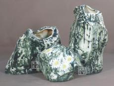 家居装饰品陶瓷花瓶景德镇厂家批发陶瓷艺术瓶