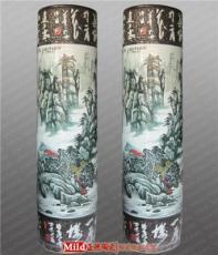 供应陶瓷箭筒花瓶  开业礼品箭筒 高档装饰品箭筒
