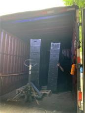 永久防靜電中空箱 防靜電塑膠箱 黑色機頭箱
