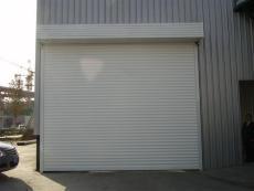 天津安装抗风卷帘门厂家联发专业安装维修