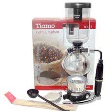 供应-Tiamo-HG2628-3人份虹吸壶-塞风壶-虹吸式咖啡壶