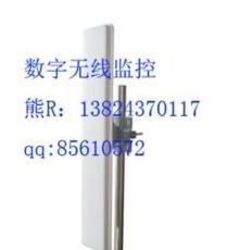 5.8G16DB90度大角度天线, 点对多点无线监控方案 ,无线网桥