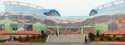 高温户外陶瓷壁画不掉色 室外工程景观壁画