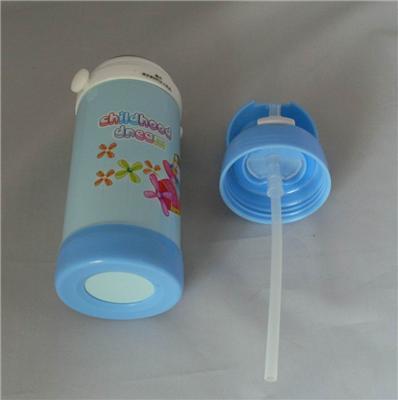 大量批发保温水壶/儿童吸管水壶/儿童水壶