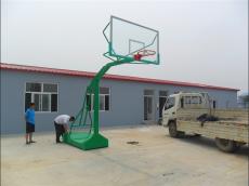 合肥大凹箱底座篮球架可移动篮球架成人篮球