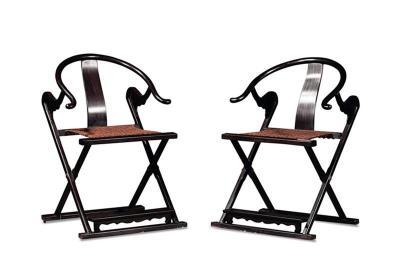 紫檀交椅哪里鉴定收购强