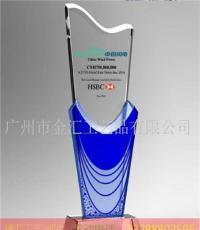 重慶水晶獎杯廠家
