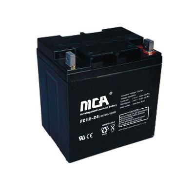 MCA蓄电池FC12-55 12V55AH/10HR详细参数