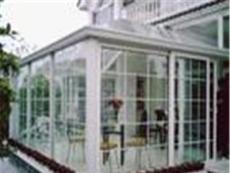 無框陽臺窗和陽光房的設計優點!