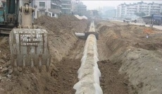 東坑 寮步 茶山雨污分離管道安裝工程